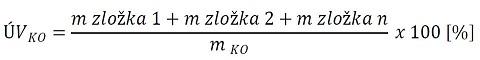 Úroveň vytriedenia komunálneho odpadu pre rok 2019 v obci Kľúčovec/ A hulladék osztályozásának szintje 2019-es évben Kulcsodon 1
