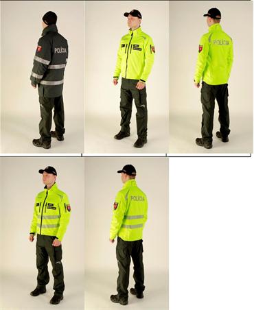 066a635e0 151/2009 Z. z. Vyhláška o služobnej rovnošate Policajného zboru a ...