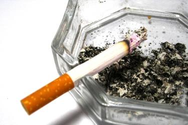 Zákaz fajčenia v nákupných centrách