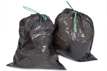 odpadkové vrecia