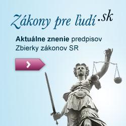 Zákony pre ľudí